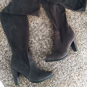 Catherine Malandrino Shoes - Over the knee boots